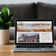 Referenz Responsive Webdesign für Hotel Gasthof Klusmeyer Bielefeld - www.hotel-klusmeyer.de